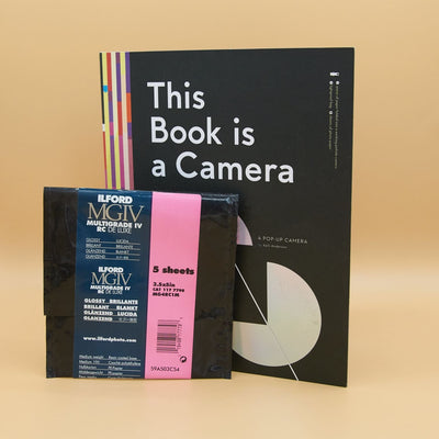 This Book is a Camera - Kelli Anderson Book, Camera, Kelli