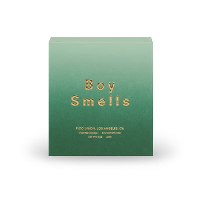 Boy Smells Holiday Candle - Hinoki Fantome Beeswax Candle -