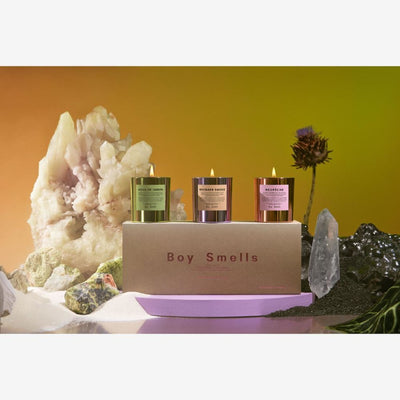 Boy Smells Hypernature Candles - Votive Trio Set