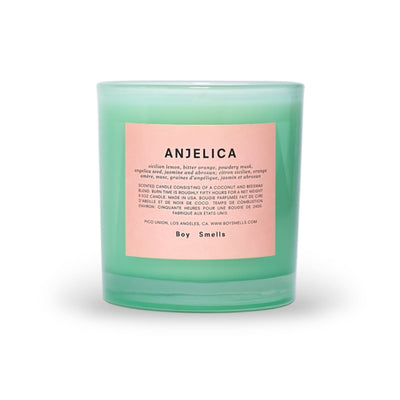 Boy Smells Pride Candle - Anjelica Beeswax Candle, Boy