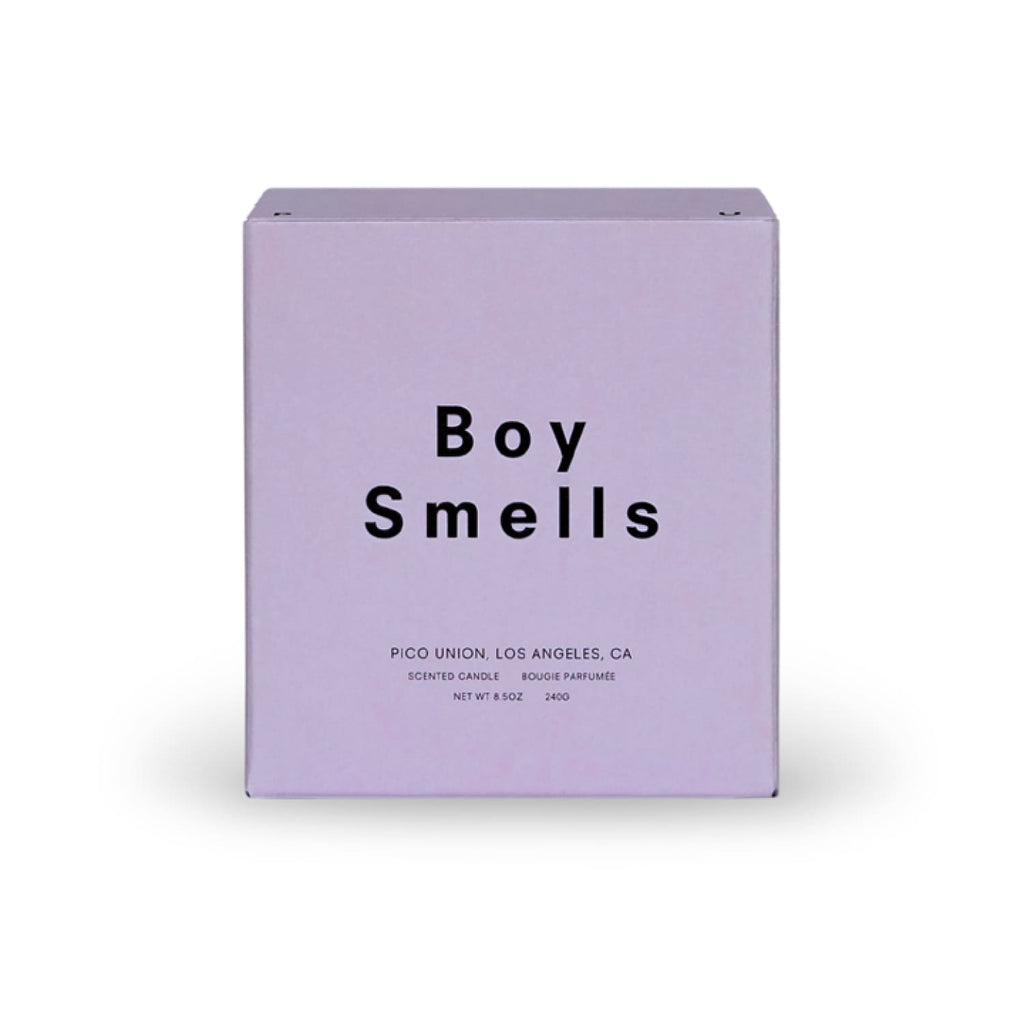 Boy Smells Pride Candle - Prunus Beeswax Candle, Boy Smells,