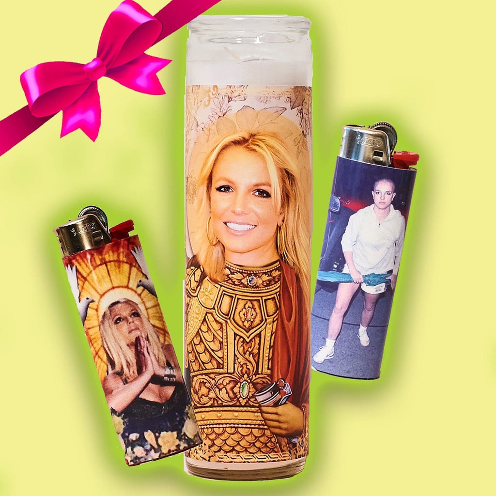 It's Britney Bish Gift Bundle Britney - Spears - Candle -
