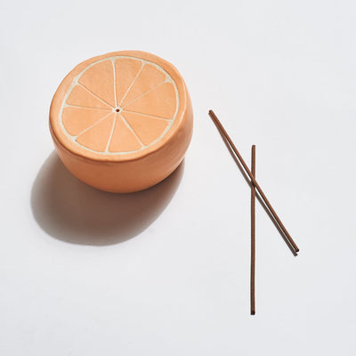 Citrus Incense Holder