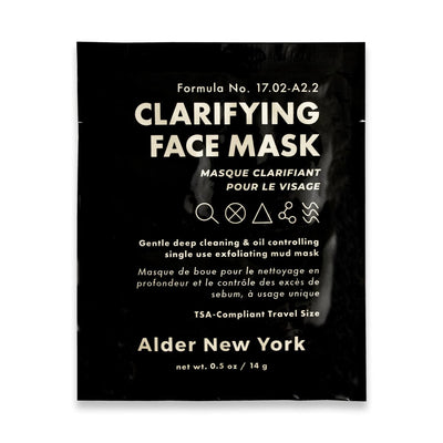 Clarifying Charcoal Face Mask