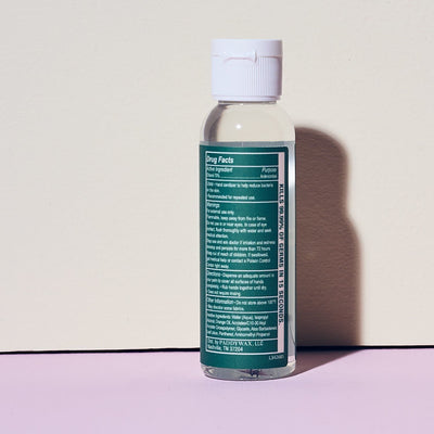 You Clean up Nice Unscented Hand Sanitizer Cdc Compliant -