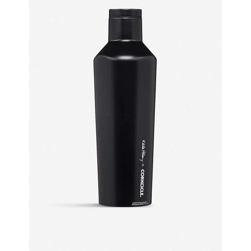 Corkcicle Canteen - 16 Oz - Keith Haring People Bpa Free