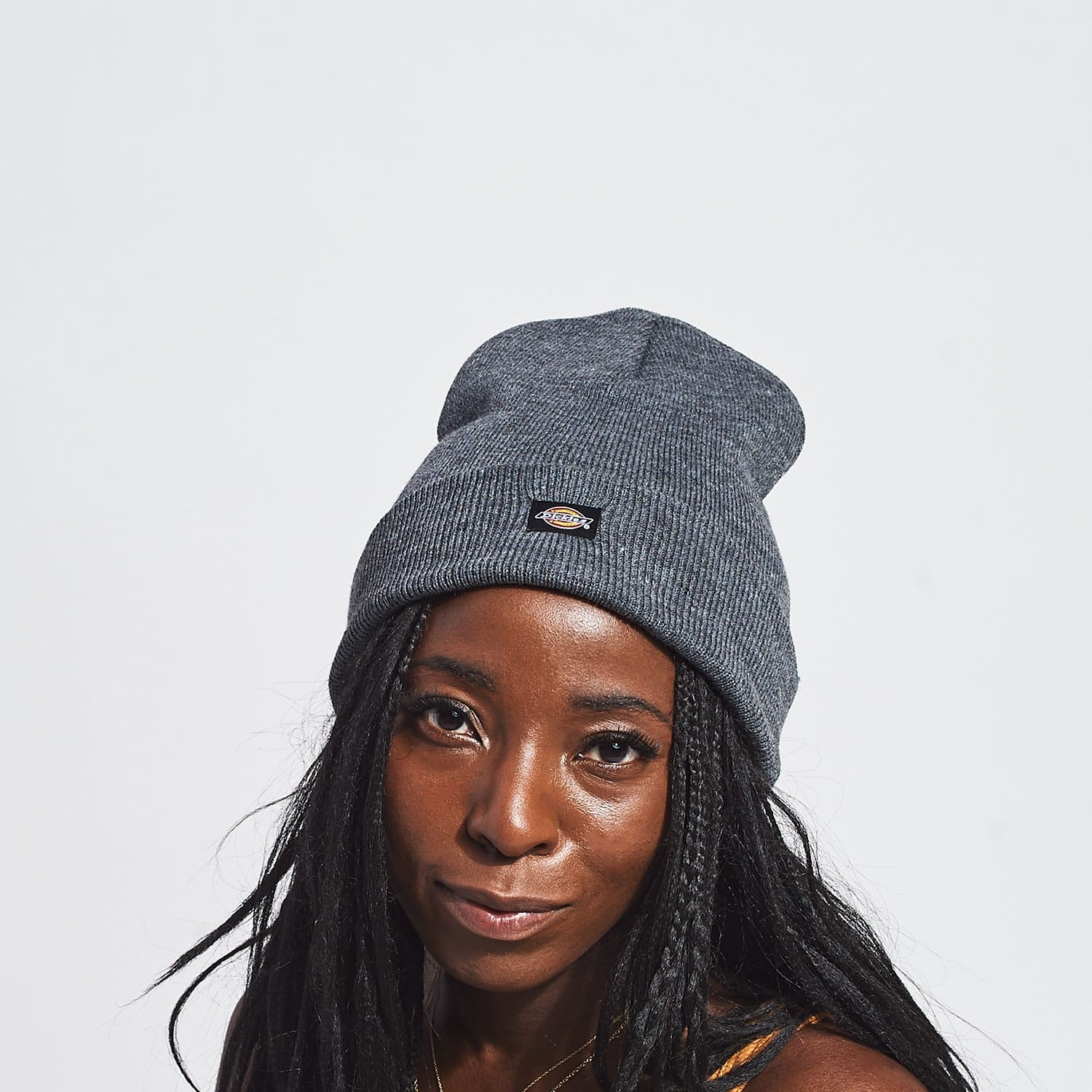 Dickies Beanie - Grey Basic Hat - Basics - Beanie - Casual -
