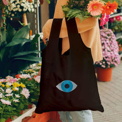 Go Green Reusable Bag - Eye Doiy - Eye - go Green - Reusable