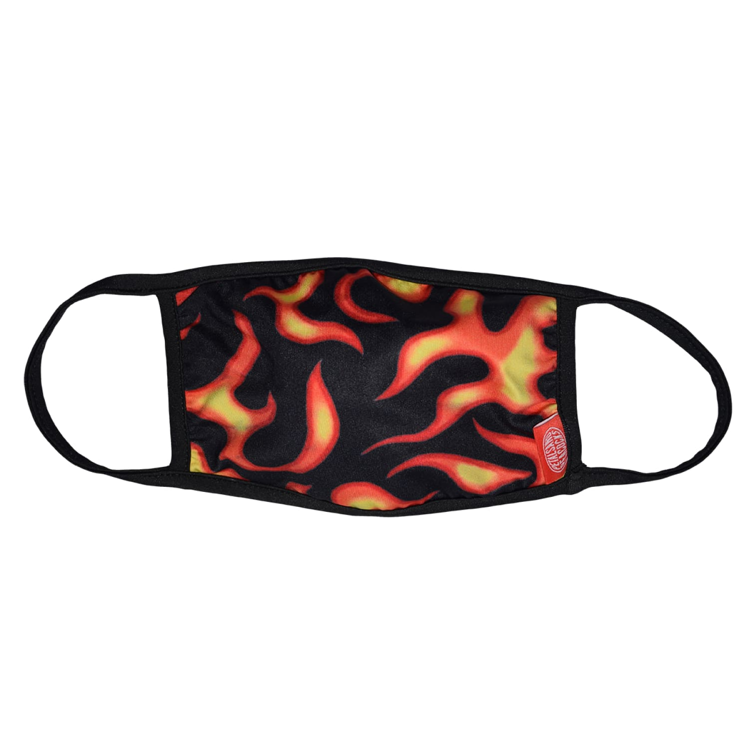 Flames Mask 90s - Covid - Face Mask - Safety - fire