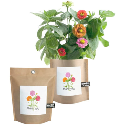 Garden in a Bag - thank you Flowers, Garden in a Bag, Gift