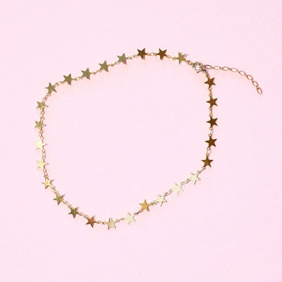 Gold Star Necklace $20 or Less, Misc., Necklaces, Omg Jewelz
