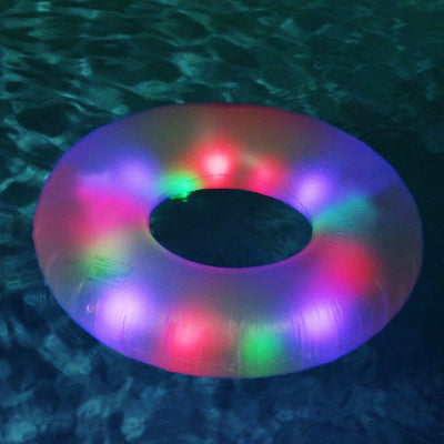 Illuminated Color Changing Pool Tube