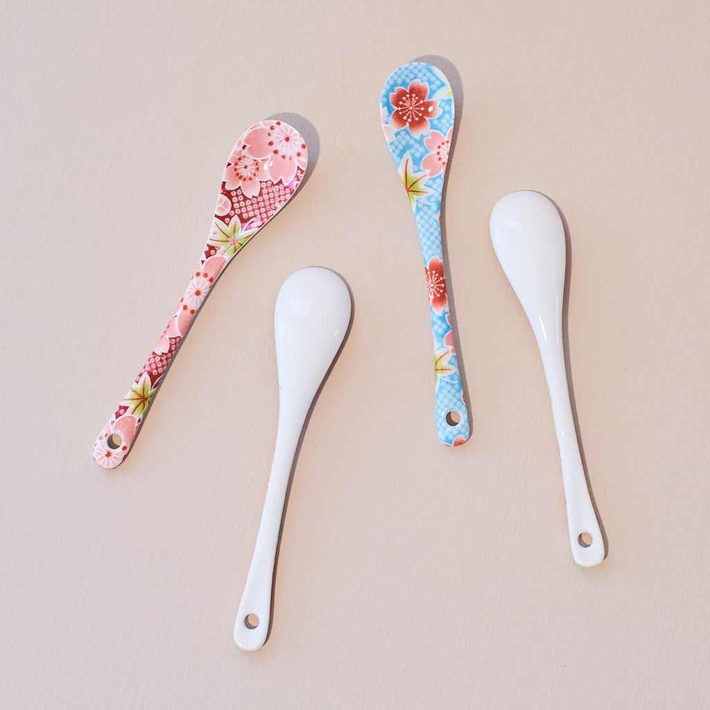 Japanese Spoon Set Kitchen - Miya - Serving - the Table -