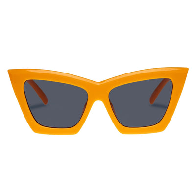 Le Specs Hathor Alt Fit Sunglasses - Neon Orange