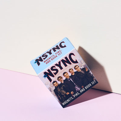 Limited Edition NSYNC Kit Box