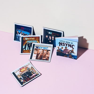 Limited Edition Nsync Kit Box *nsync - 2000s - 90s - Book -