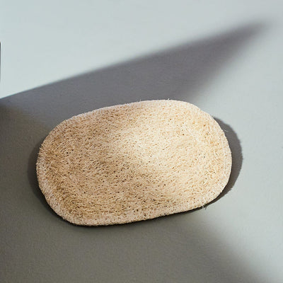Loofah Cushion Oval Deck the House