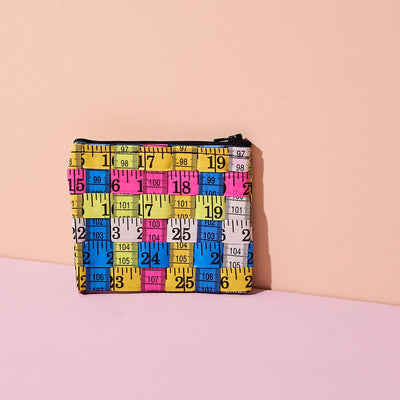 Measuring Tape Purse Bag - Cosmetic - Cosmetics - Made in