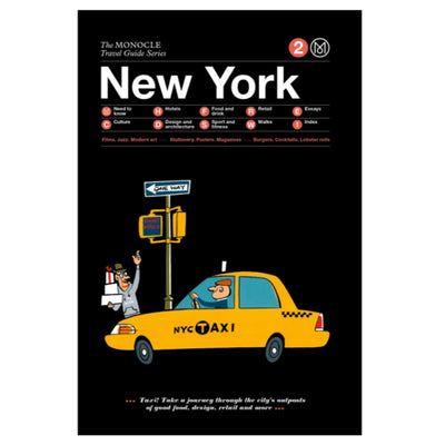 The Monocle Travel Guide Series: New York Book