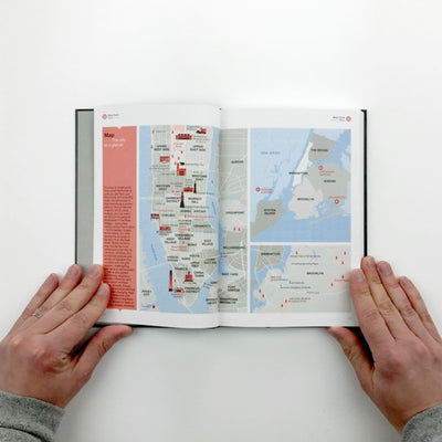 The Monocle Travel Guide Series: new York Book Book, Coffee
