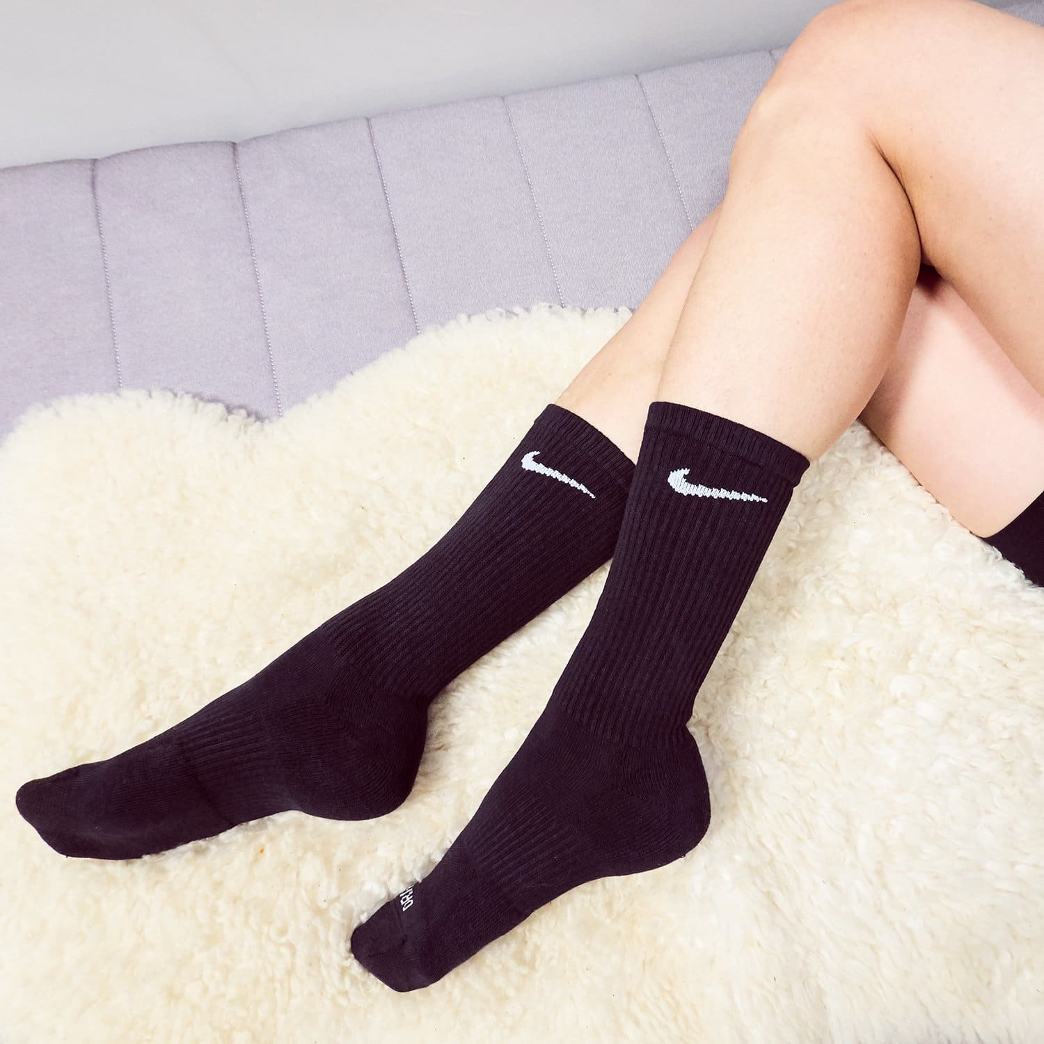Nike Performance Crew Socks - Black Black, Crew, Friends