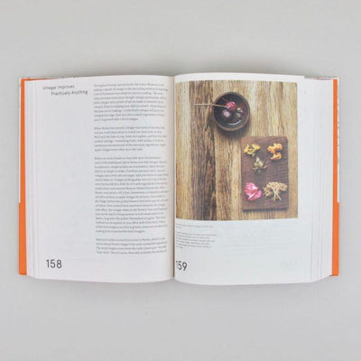 The Noma Guide to Fermentation Book Book, Cookbook, Cooking,