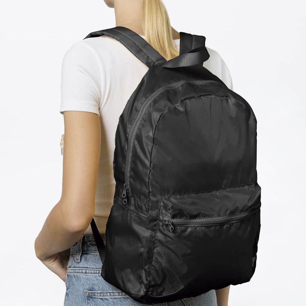 Packable Daypack - Yin & Yang Accessory - Backpack - Bag -