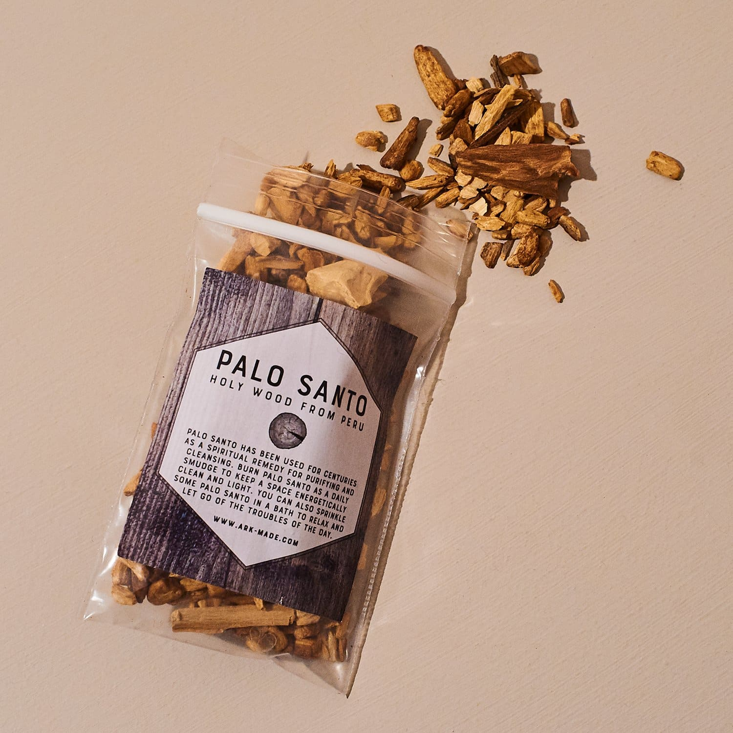 Palo Santo Chips Witchy Xmas