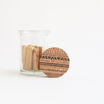 Palo Santo in a Jar Incense, Jar, Palo Santo