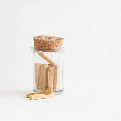 Palo Santo In A Jar