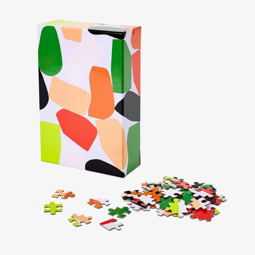 Pattern Puzzle - Stack 500 Piece Puzzle, Activities,