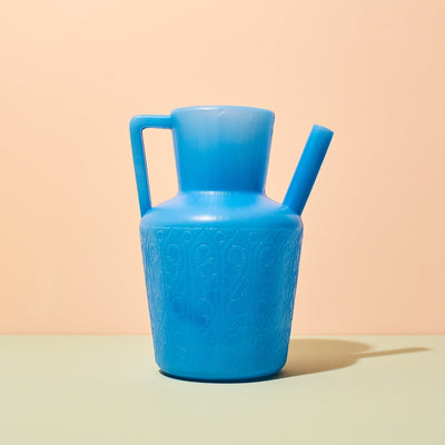 Plastic Watering can Blue - Fun and Young - Garden -