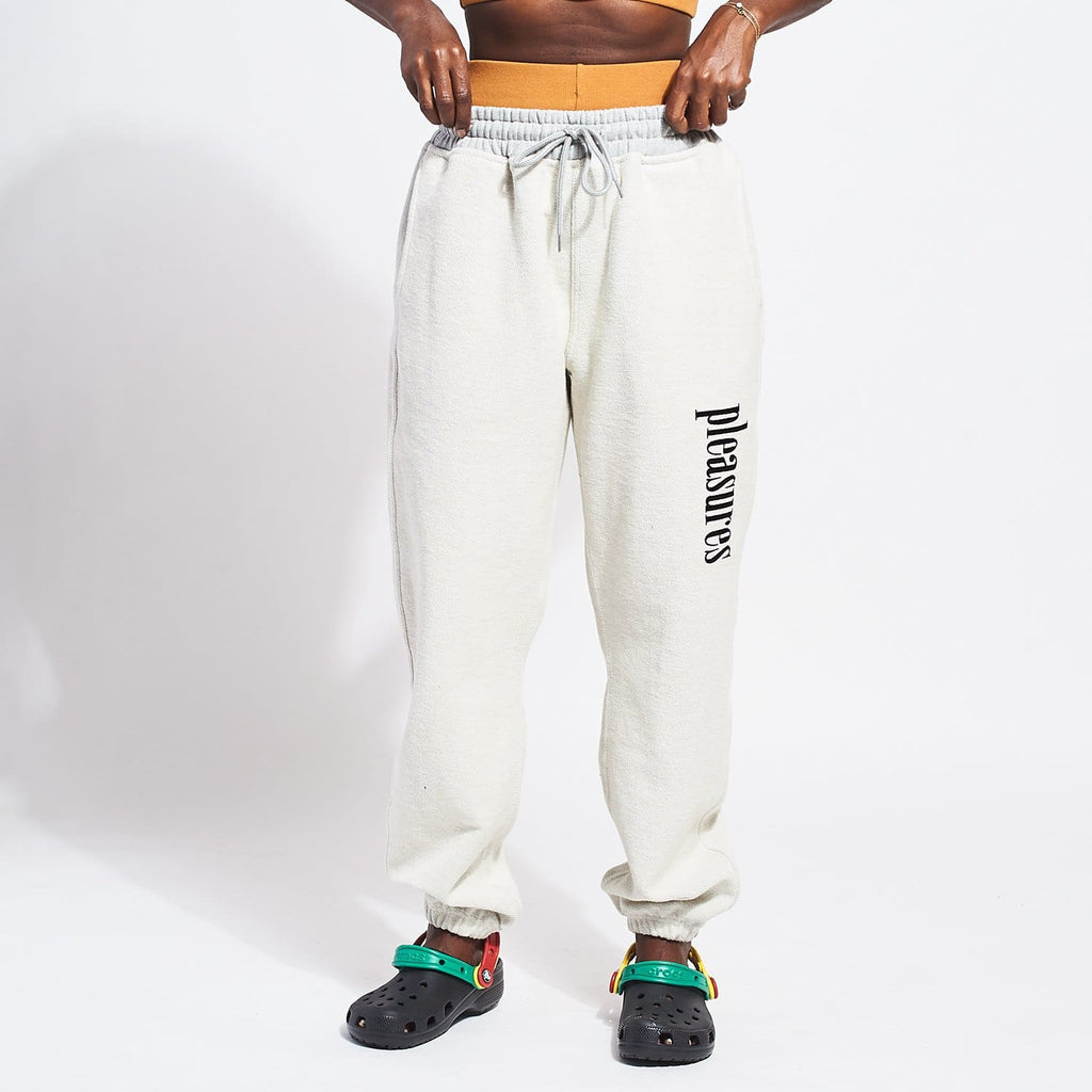 Pleasures Logic Reverse Terry Sweatpants French Terry -