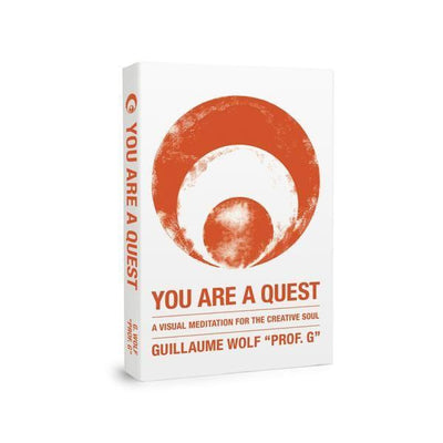 You Are a Quest Book