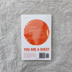 You are a Quest Book Book, Creative Gift, Guillaume Wolf,