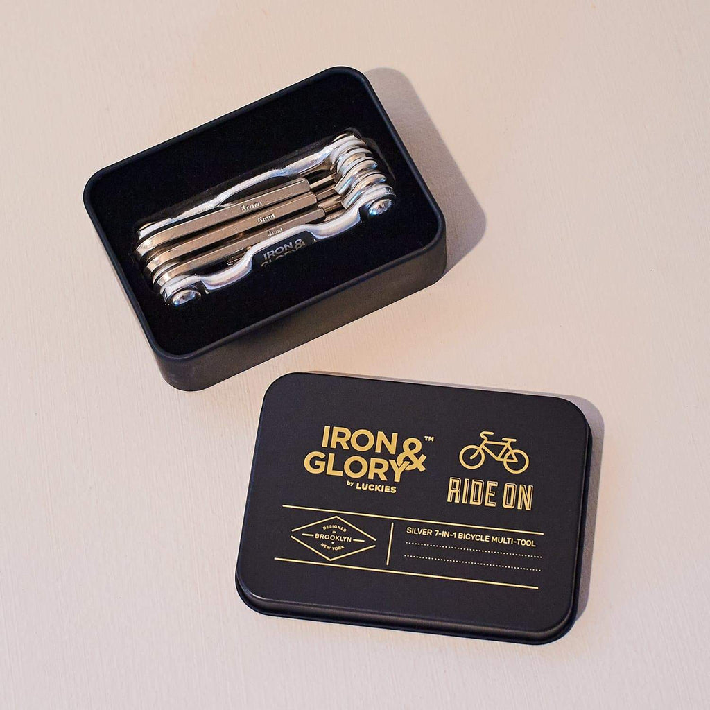 Ride on Bike Tool Bike - for Him/them - Gift - Gift Guides -