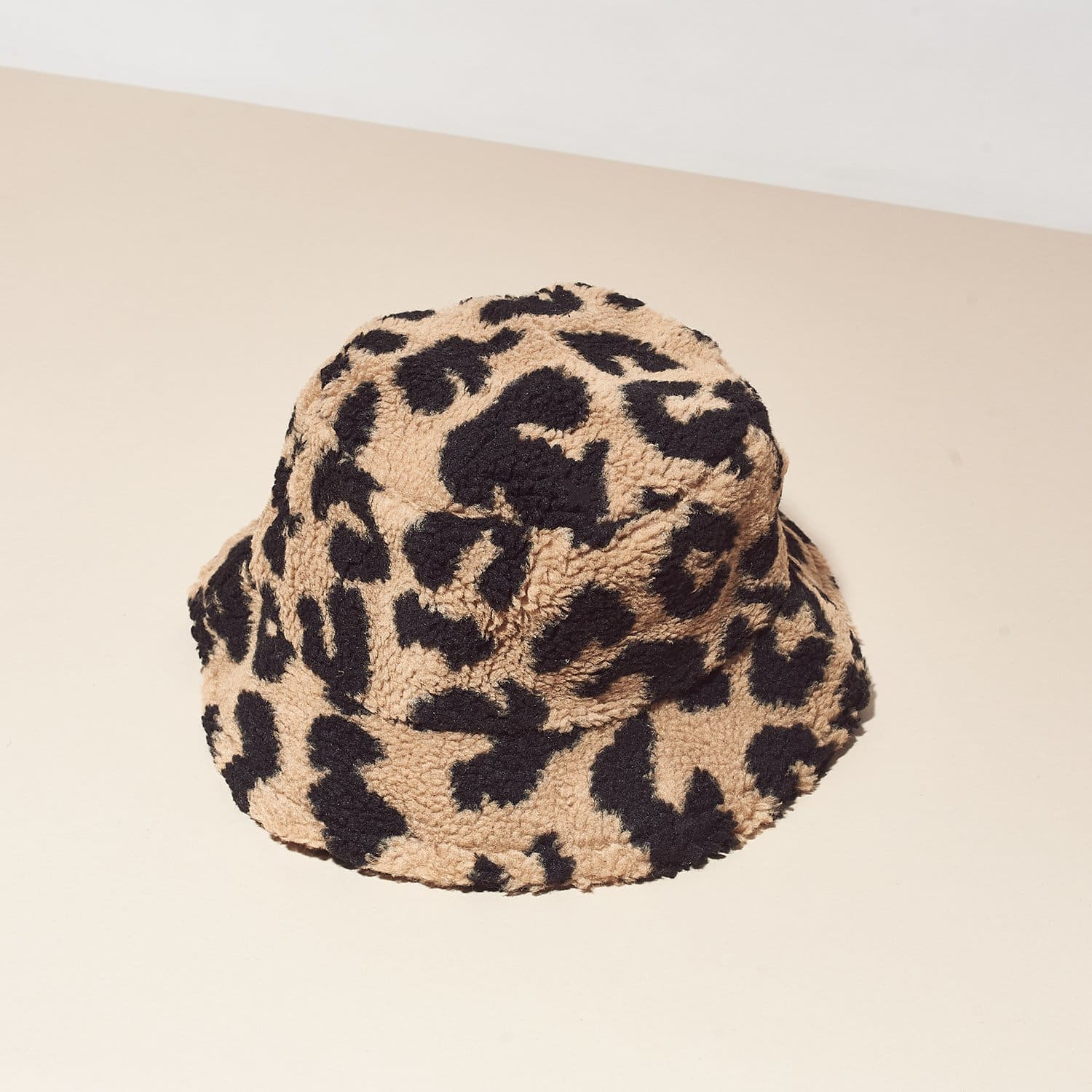 Romy Bucket Hat - Leopard 90s - Baby - Animal Print - Bucket