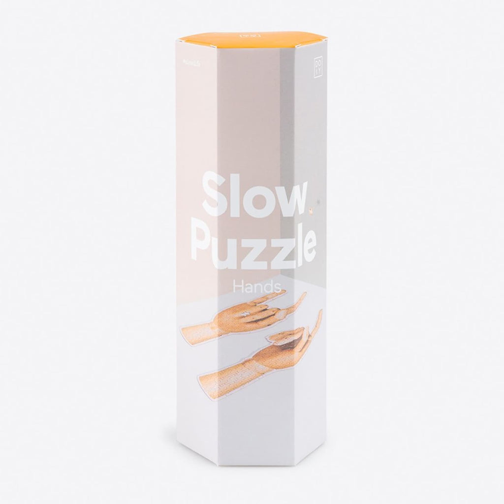 Slow Puzzle - Hands Activities, Crafting, Creative Puzzle,