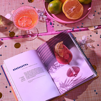 Spritz: Italy's most Iconic Aperitivo Cocktail Book Book -