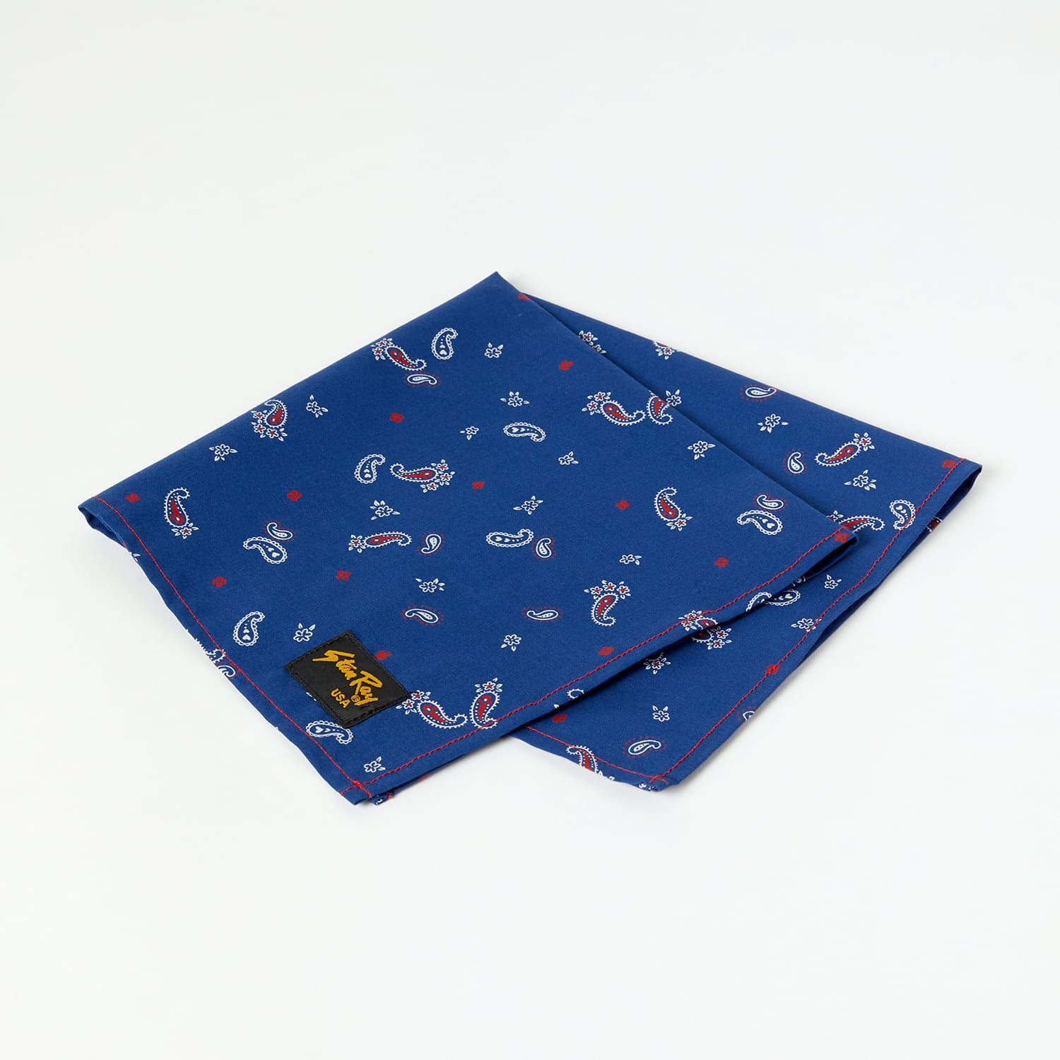 Stan Ray Bandana - Blue Bandana - Bandanas - Face Mask -