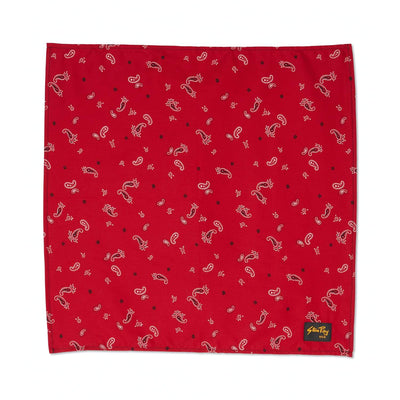 Stan Ray Bandana - Red Bandana - Bandanas - Face Mask -