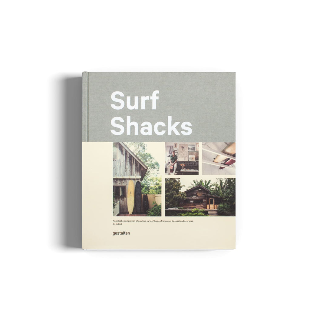 Surf Shacks Book Art, Book, Gifts, Hardcover, Home
