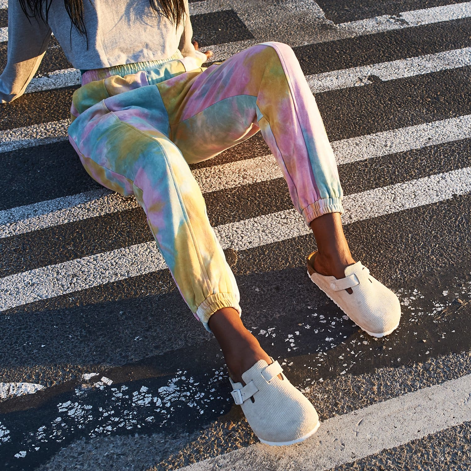 Tie Dye Sweat Pants Casual - Jogger - Joggers - Jogging