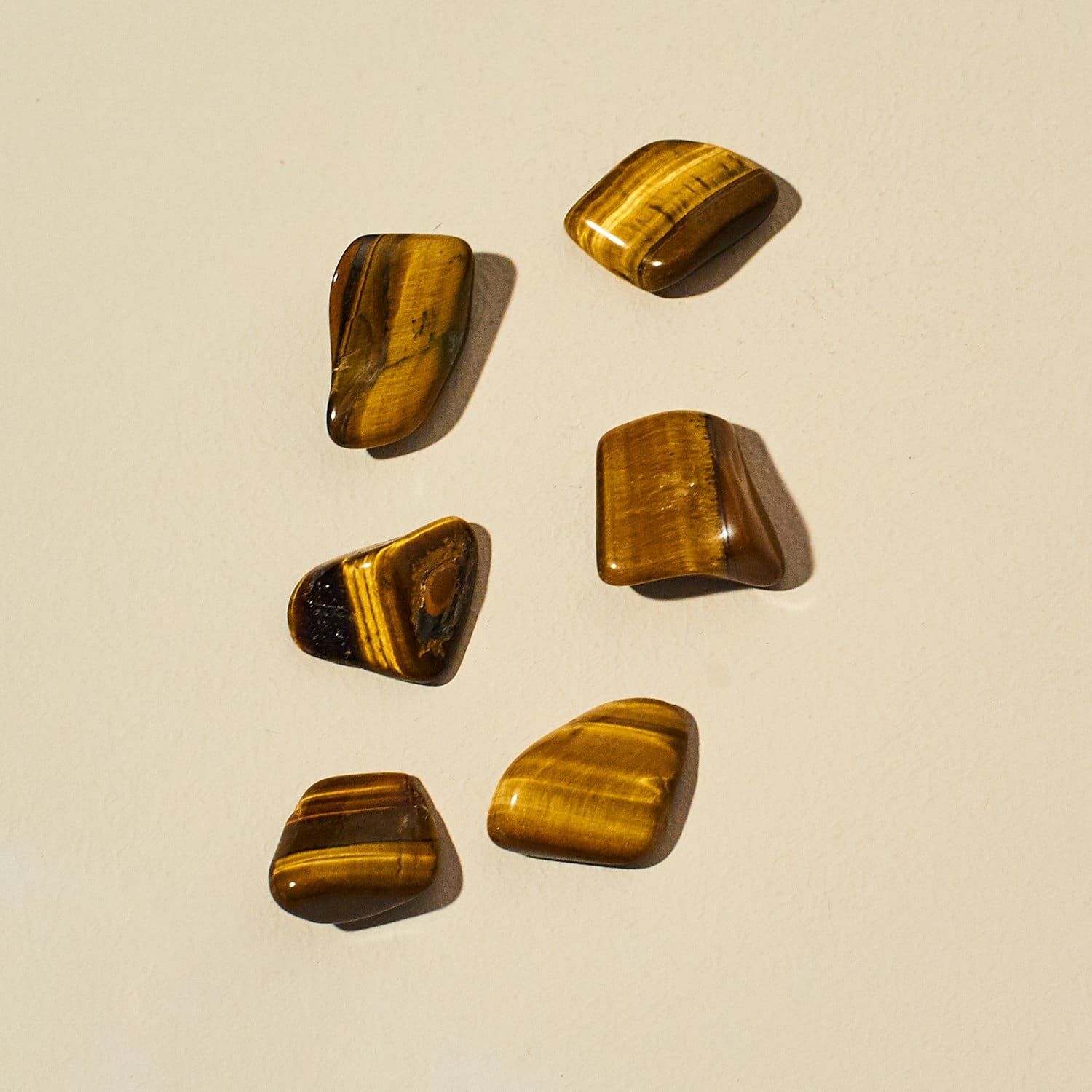Tiger's Eye - Small Crystal Crystal - Shoppe - Energy -