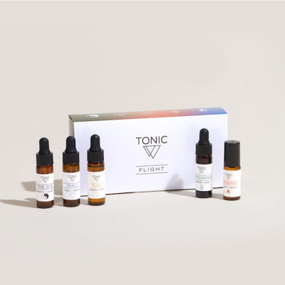 Tonic C_D Flight Variety Pack