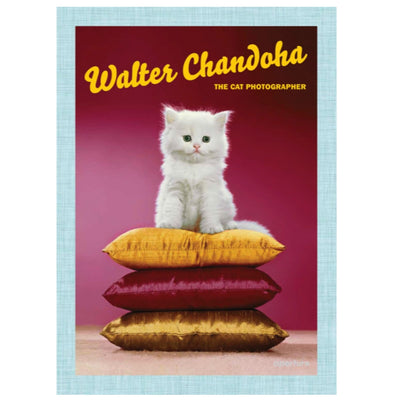 Walter Chandoha: The Cat Photographer Book