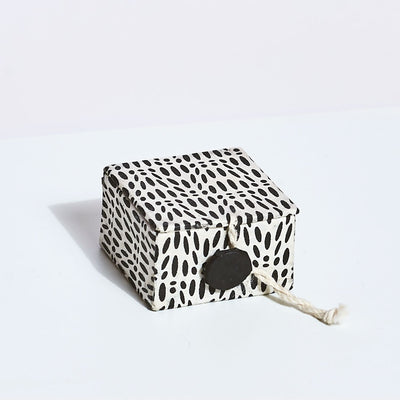 White & Black Mini Gift Box