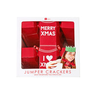 Talking Tables Jumper Shaped Christmas Crackers