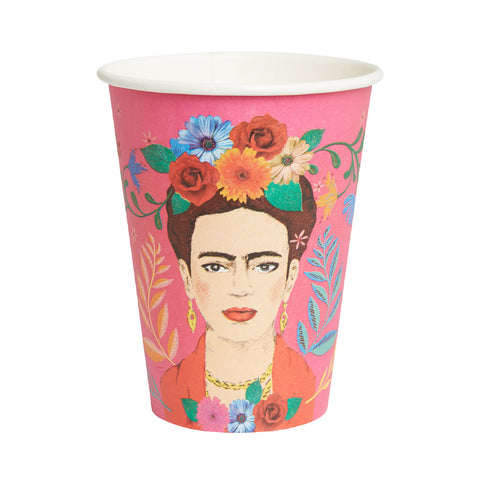 Boho Large Paper Cups