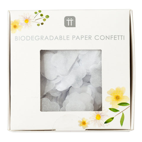 Boho Bride Biodegradable Confetti
